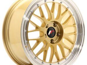 Valuvelg Japan Racing JR23 18×8 ET40 5×112 Gold Machined Lip JR23