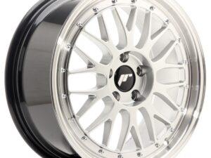 Valuvelg Japan Racing JR23 18×8 ET40 5×112 Hyper Silver Machined Lip JR23