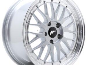 Valuvelg Japan Racing JR23 18×8,5 ET45 5×112 Hyper Silver Machined Lip JR23