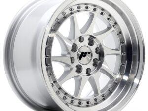 Valuvelg Japan Racing JR26 15×8 ET25 4×100/108 Silver Machined Face JR26