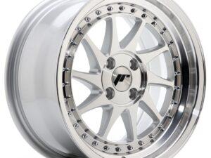 Valuvelg Japan Racing JR26 16×8 ET30 4×100 Silver Machined Face JR26