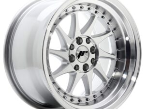 Valuvelg Japan Racing JR26 16×9 ET20 4×100/108 Silver Machined Face JR26