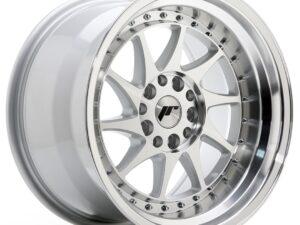 Valuvelg Japan Racing JR26 17×10 ET20 5×114/120 Silver Machined Face JR26
