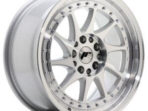Valuvelg Japan Racing JR26 17×8 ET25 5×114/120 Silver Machined Face JR26