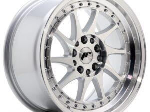 Valuvelg Japan Racing JR26 17×9 ET25 5×114/120 Silver Machined Face JR26