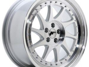 Valuvelg Japan Racing JR26 18×8,5 ET35 5×100 Silver Machined Face JR26
