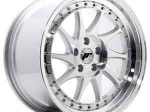 Valuvelg Japan Racing JR26 18×9,5 ET35 5×120 Silver Machined Face JR26