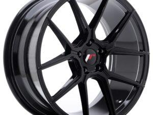 Valuvelg Japan Racing JR30 19×8,5 ET35 5×120 Glossy Black JR30