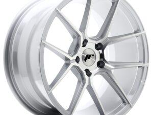 Valuvelg Japan Racing JR30 19×9,5 ET40 5×120 Silver Machined Face JR30