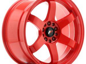 Valuvelg Japan Racing JR3 18×9,5 ET15 5×114,3/120 Red JR3