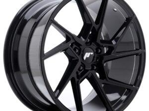 Valuvelg Japan Racing JR33 19×9,5 ET35 5×120 Glossy Black JR33