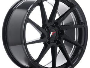 Valuvelg Japan Racing JR36 19×9,5 ET35 5×120 Gloss Black JR36