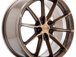 Valuvelg Japan Racing JR37 19×8,5 ET35 5×120 Platinum Bronze JR37