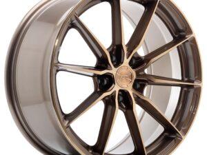 Valuvelg Japan Racing JR37 19×8,5 ET35 5×112 Platinum Bronze JR37