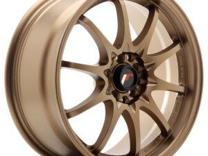 Valuvelg Japan Racing JR5 17×7,5 ET35 4×100/114,3 Dark Anodized Bronze JR5
