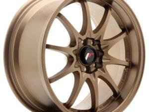 Valuvelg Japan Racing JR5 17×8,5 ET35 4×100/114,3 Dark Anodized Bronze JR5
