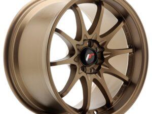 Valuvelg Japan Racing JR5 17×9,5 ET25 4×100/114,3 Dark Anodized Bronze JR5