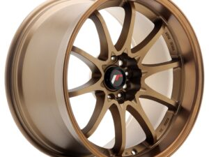 Valuvelg Japan Racing JR5 18×10,5 ET12 5×114,3 Dark Anodized Bronze JR5