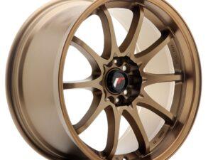 Valuvelg Japan Racing JR5 18×9,5 ET22 5×114,3 Dark Anodized Bronze JR5