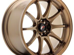 Valuvelg Japan Racing JR5 18×9,5 ET22 5×100/114,3 Dark Anodized Bronze JR5