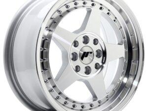 Valuvelg Japan Racing JR6 16×7 ET35 4×100/114 Silver Machined Face JR6