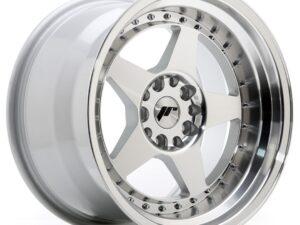 Valuvelg Japan Racing JR6 17×10 ET20 5×114/120 Silver Machined Face JR6