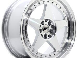 Valuvelg Japan Racing JR6 18×8,5 ET35 5×100/120 Silver Machined Face JR6