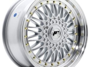 Valuvelg Japan Racing JR9 17×7,5 ET35 4×100/114 Silver Machined Lip JR9