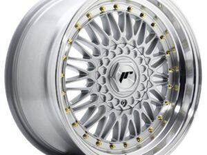 Valuvelg Japan Racing JR9 17×8,5 ET20 4×100/114 Silver Machined Lip JR9