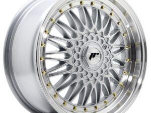 Valuvelg Japan Racing JR9 18×8 ET40 5×112/114 Silver Machined Lip JR9