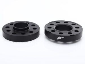 JRWS2 Flantsid 25mm 5×100/112 57,1 57,1 Black Flantsid ja adapterid