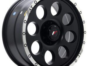 Valuvelg Japan Racing JRX4 20×9 ET20 6×139.7 Matt Black Machined Lip JRX4