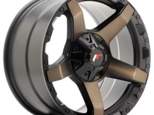 Valuvelg Japan Racing JRX5 18×9 ET20 6×139.7 Titanium Black JRX5