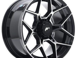 Valuvelg Japan Racing JRX9 18×9 ET18 6×114.3 Gloss Black Machined Face JRX9