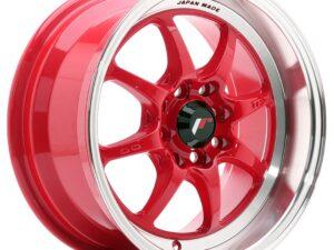 Valuvelg Japan Racing TF2 15×7,5 ET30 4×100/114 Red TFII