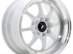 Valuvelg Japan Racing TF2 15×7,5 ET30 4×100/114 White TFII