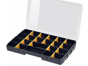 Kohver lahtritega Stanley Tööriistakohvrid ja lahterdajad