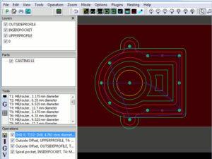 SheetCAM TNG litsents CNC CAM tarkvara CNC komponendid